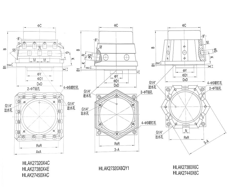 本产品是数控车床的重要功能部件